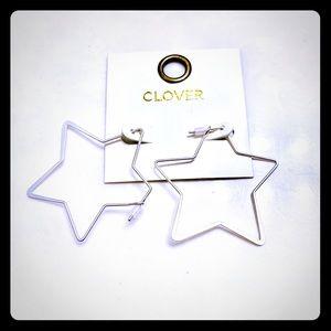Star Earrings NEW
